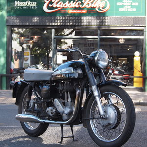1961 Norton Model 50 350cc Original UK Bike, Matching Numbers. For Sale