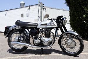 1964 Norton 650SS Fully Restored Matching Numbers