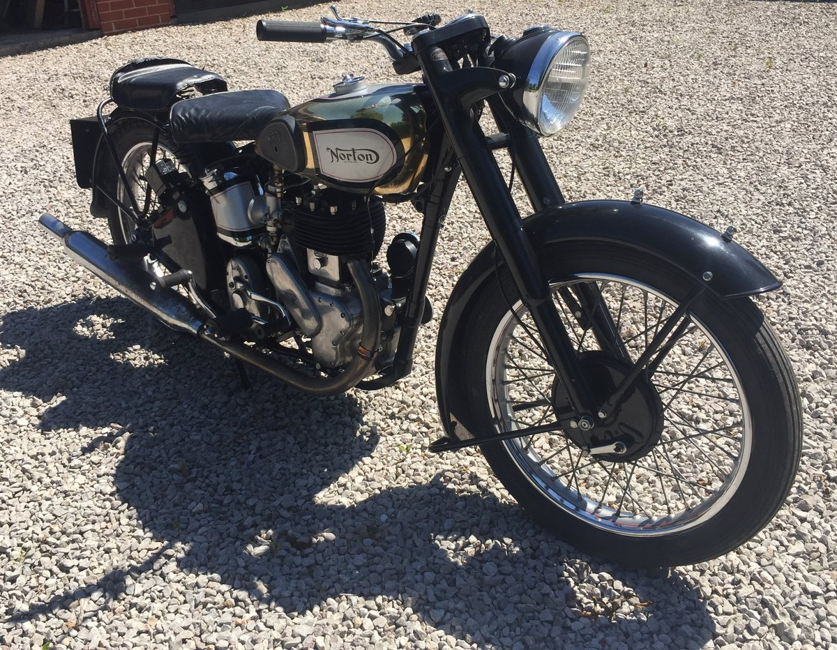 1946 Norton 16H For Sale (picture 1 of 6)