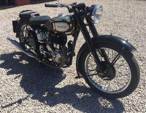 1946 Norton 16H