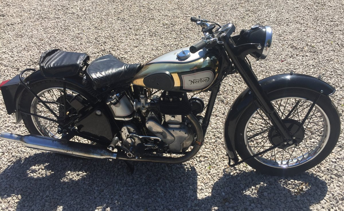 1946 Norton 16H For Sale (picture 5 of 6)
