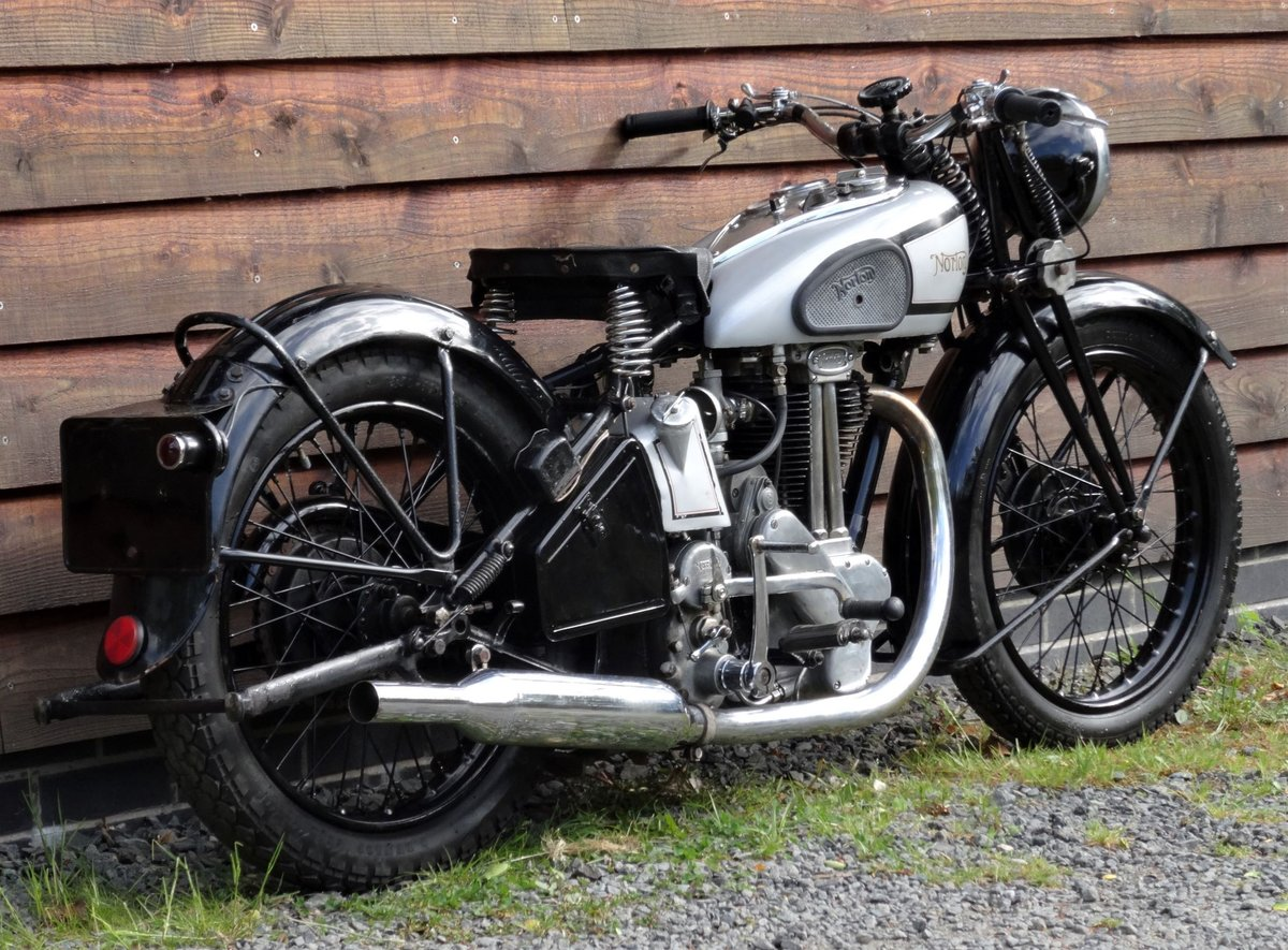 1938 Norton Model 18 SOLD (picture 3 of 6)
