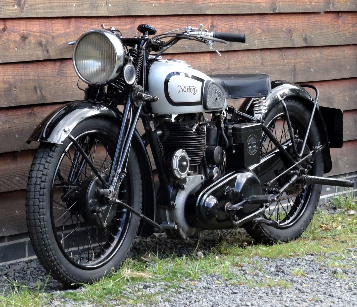 1938 Norton Model 18 SOLD (picture 5 of 6)