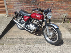 Picture of 1977 Norton Commando 850 Electric Start - SOLD SOLD