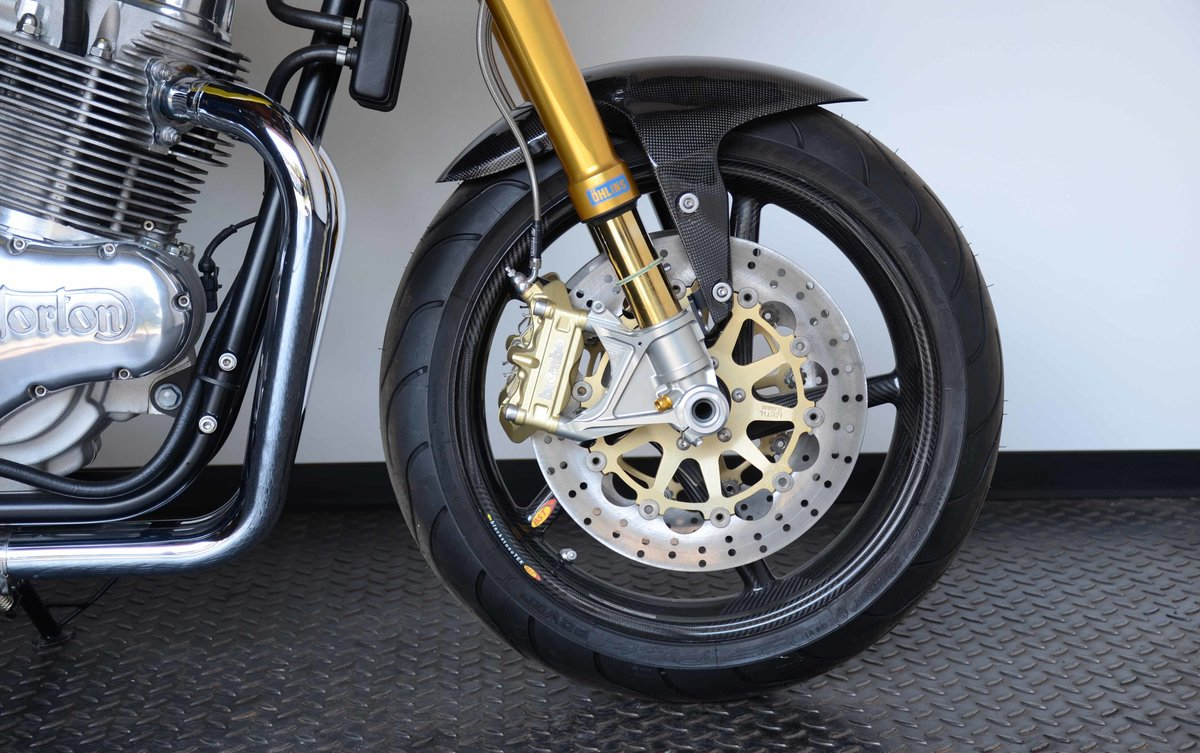 2011 Norton Commando 961 Cafe Racer For Sale (picture 6 of 10)