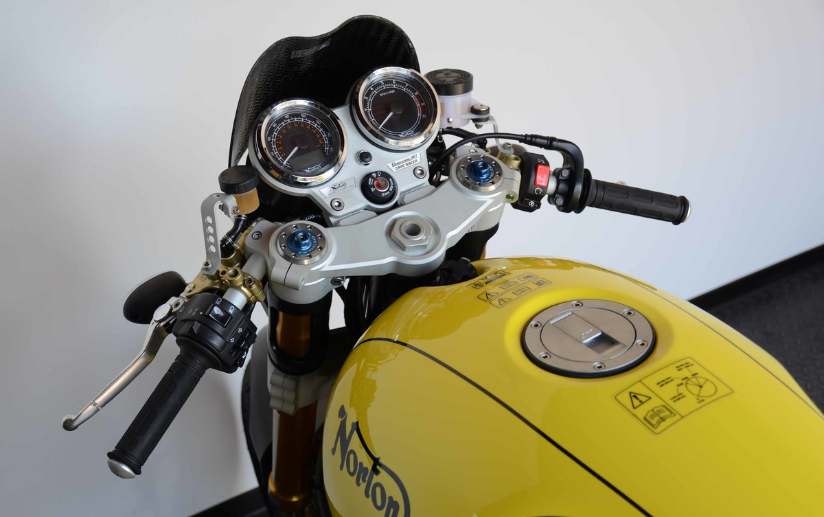 2011 Norton Commando 961 Cafe Racer For Sale (picture 9 of 10)