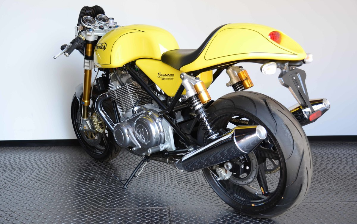 2011 Norton Commando 961 Cafe Racer For Sale (picture 10 of 10)