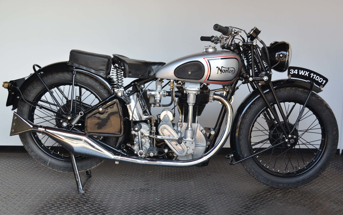 1933 Norton CS1 For Sale (picture 1 of 10)