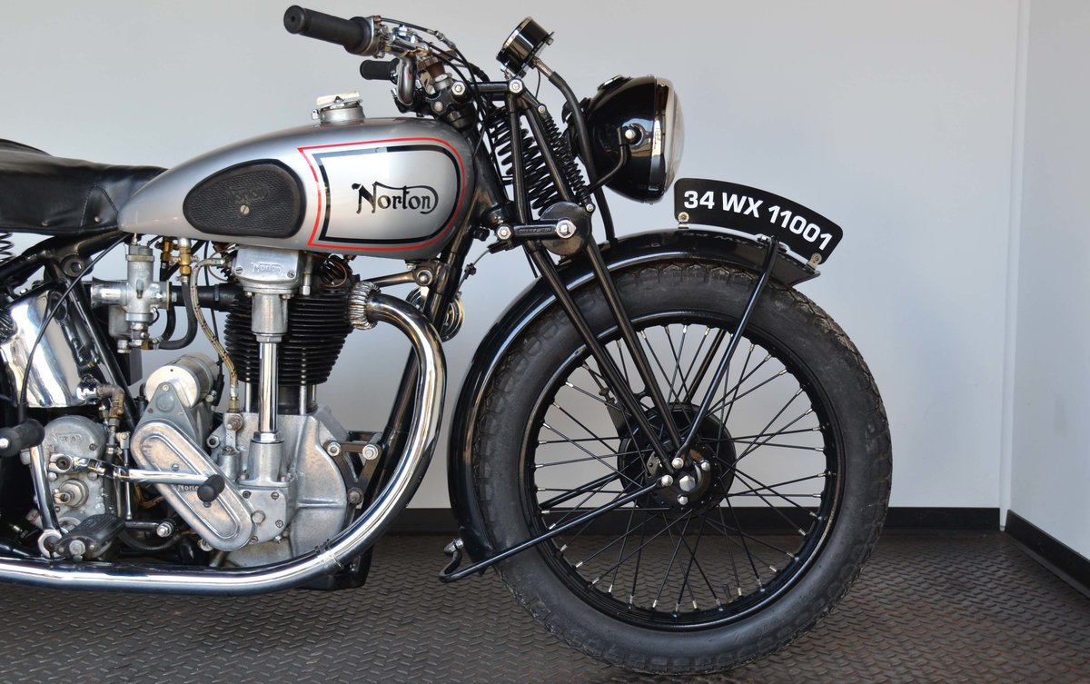 1933 Norton CS1 For Sale (picture 2 of 10)
