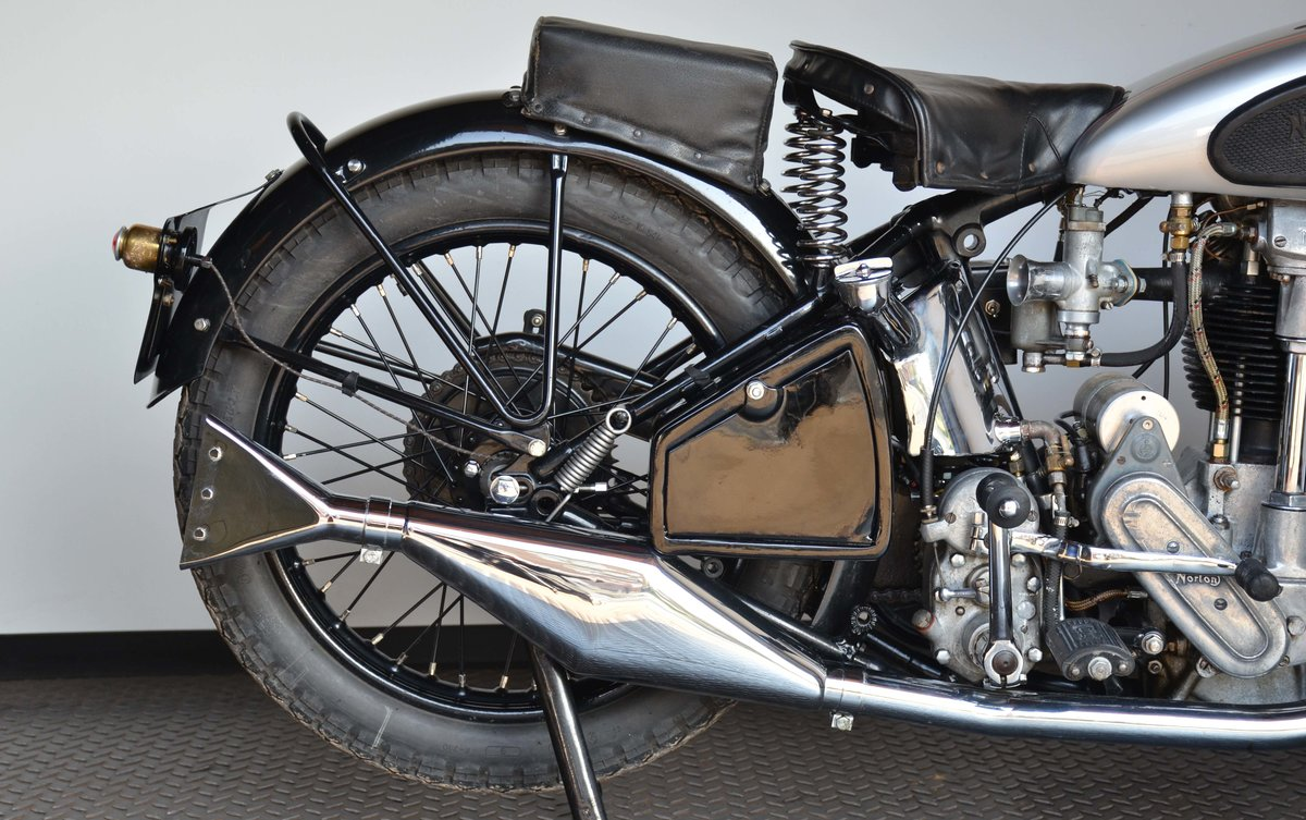 1933 Norton CS1 For Sale (picture 4 of 10)