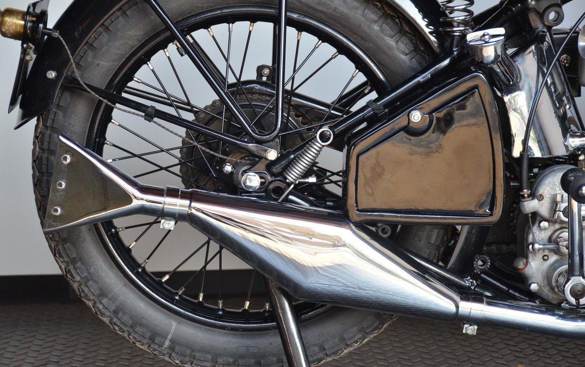 1933 Norton CS1 For Sale (picture 5 of 10)
