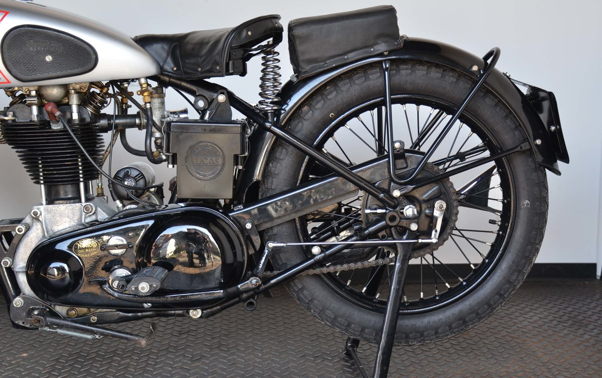 1933 Norton CS1 For Sale (picture 6 of 10)