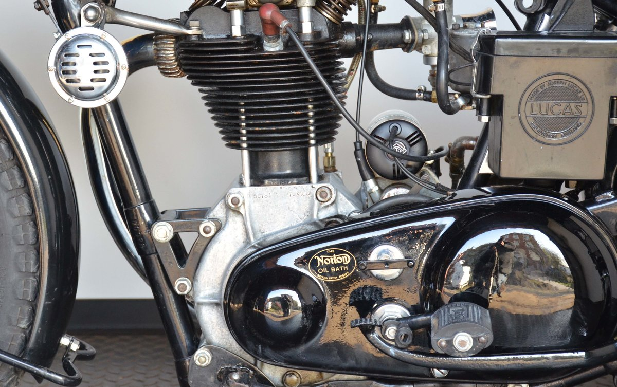 1933 Norton CS1 For Sale (picture 7 of 10)