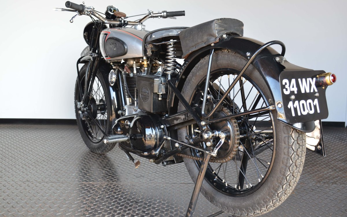 1933 Norton CS1 For Sale (picture 8 of 10)