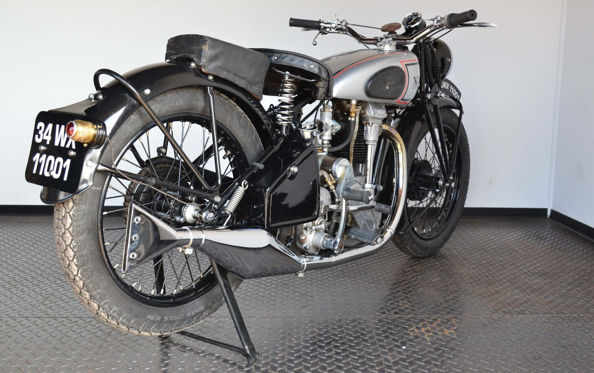 1933 Norton CS1 For Sale (picture 10 of 10)