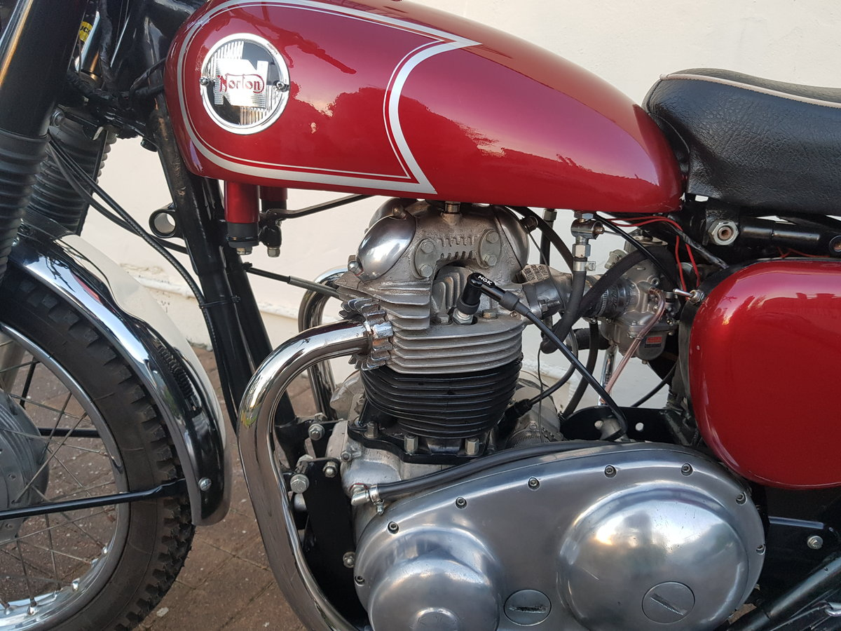 1967 Norton N15 CS For Sale (picture 4 of 6)