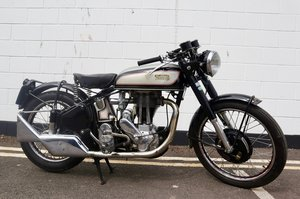 Picture of 1948 Norton ES2 500cc Plunger - Manx Style - £3000 Transfera SOLD
