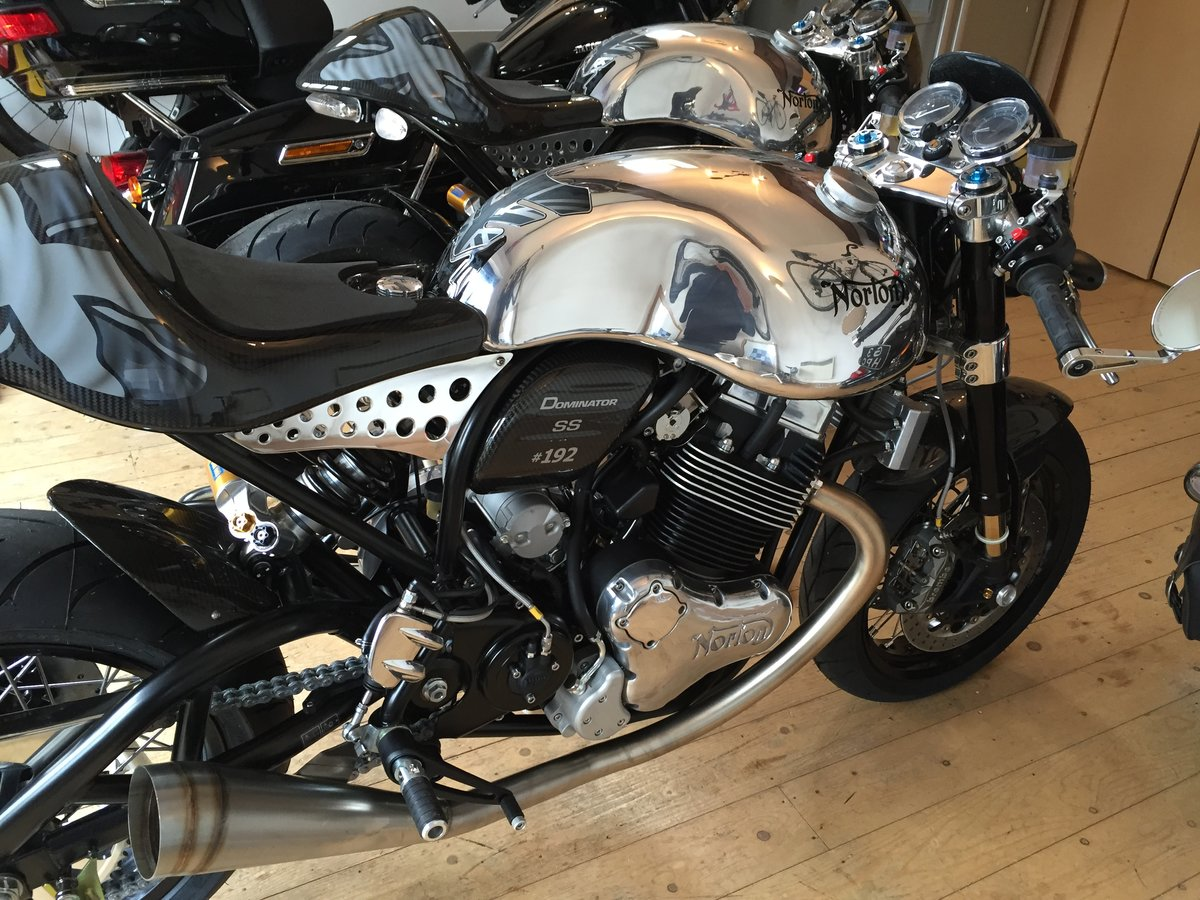 2016 One of 200 Worldwide Norton Dominator SS For Sale (picture 2 of 6)