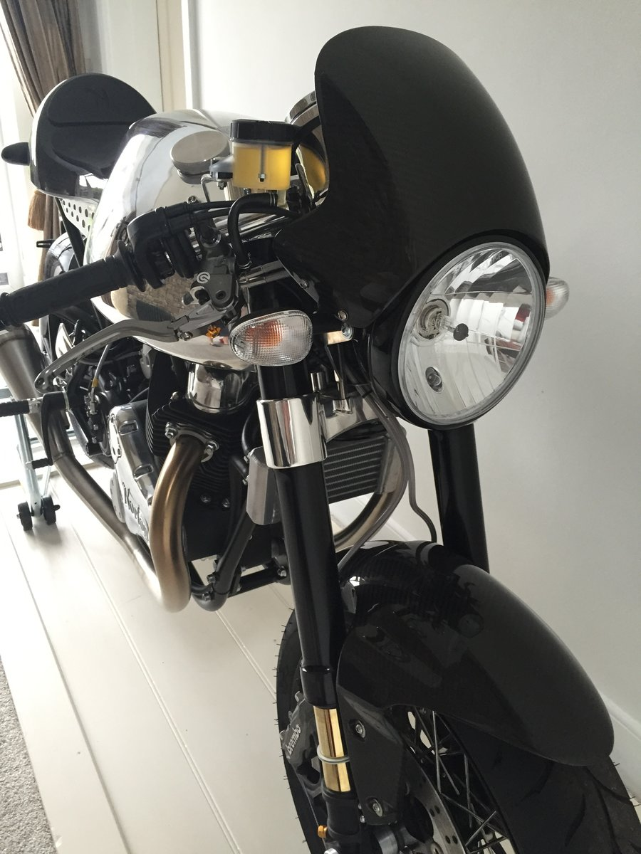 2016 One of 200 Worldwide Norton Dominator SS For Sale (picture 6 of 6)