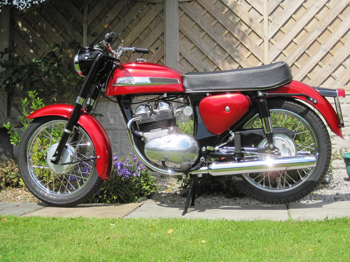 Norton Jubilee 250,1965,Absolutely Stunning SOLD (picture 4 of 6)