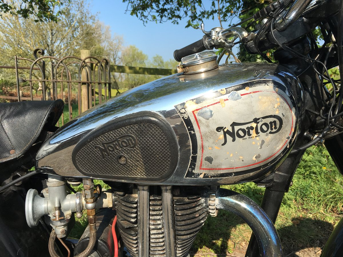 1949 Norton ES2  'Garden Gate'  For Sale (picture 2 of 6)