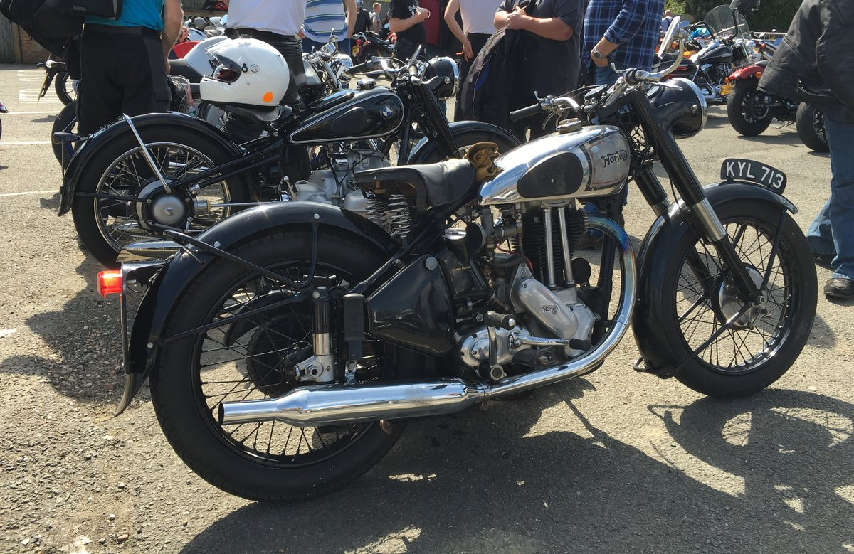 1949 Norton ES2  'Garden Gate'  For Sale (picture 4 of 6)