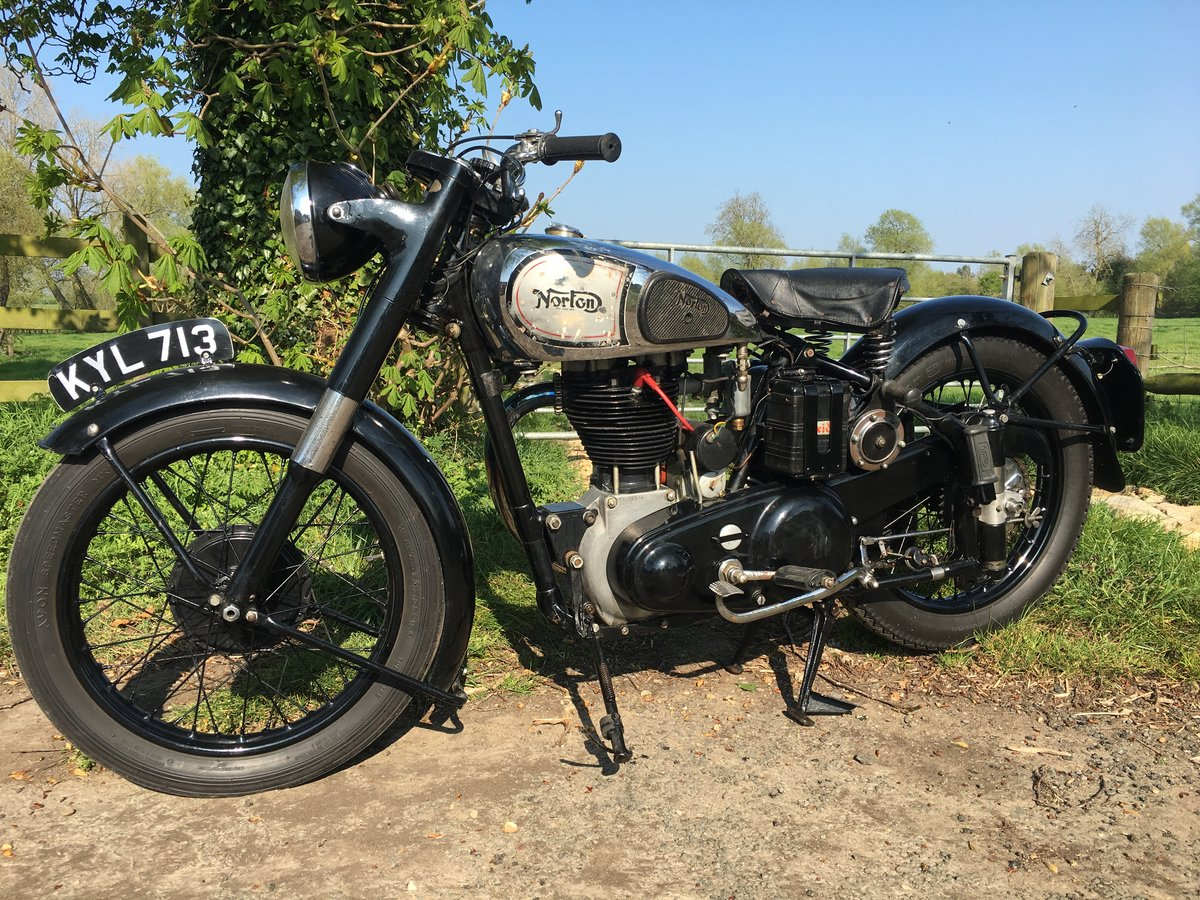 1949 Norton ES2  'Garden Gate'  For Sale (picture 6 of 6)