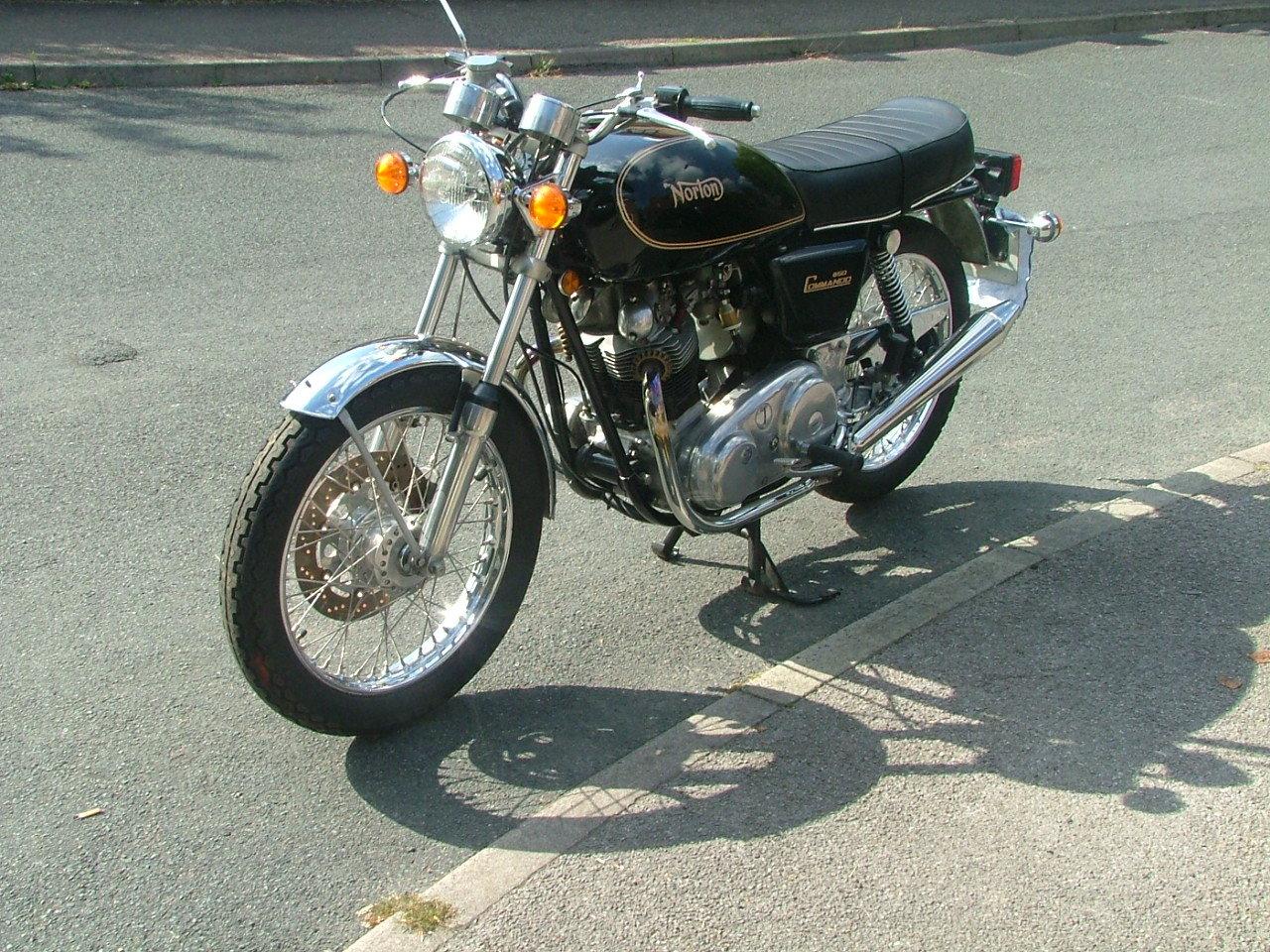 1976 Norton Commando 850 Mk2a For Sale (picture 4 of 5)