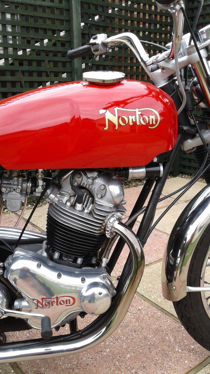 1971 Norton Commando Roadster 750 SOLD (picture 3 of 6)