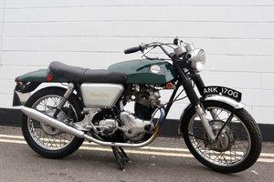 1968 Norton Commando Fast Back 750cc