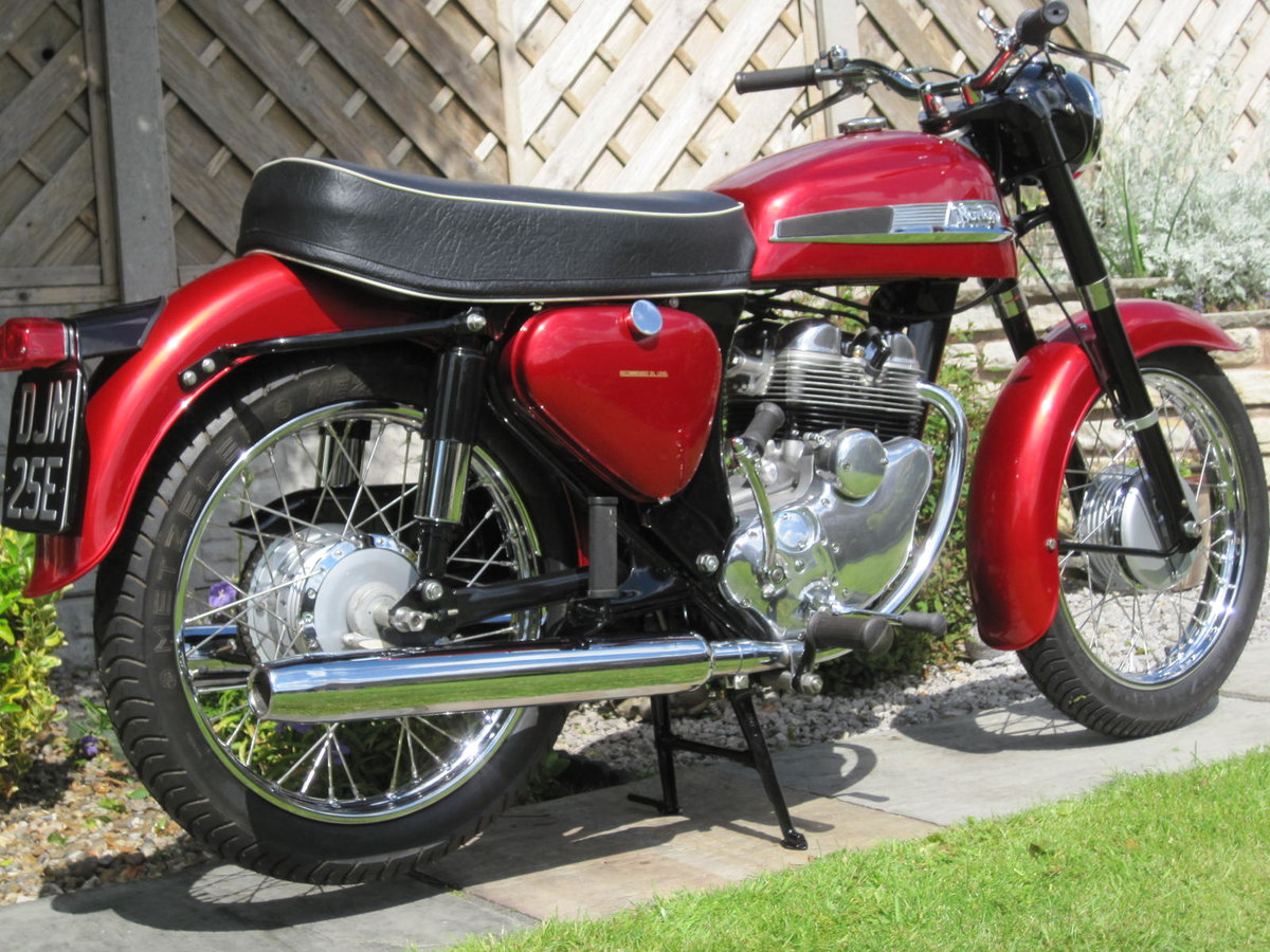 Norton Jubilee 250,1965,Absolutely Stunning SOLD (picture 2 of 6)