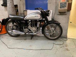 1962 1960 Norton ES2 For Sale by Auction