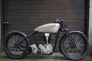 1932 1930s Norton Camshaft replica project
