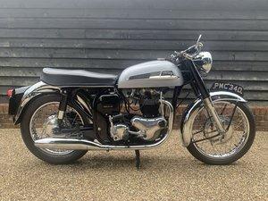 1966 Norton Dominator 650 SS