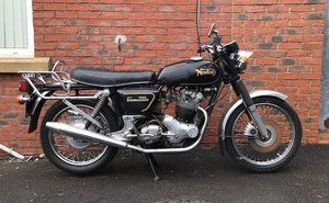 1972 NORTON 745CC COMMANDO ROADSTER (LOT 313)