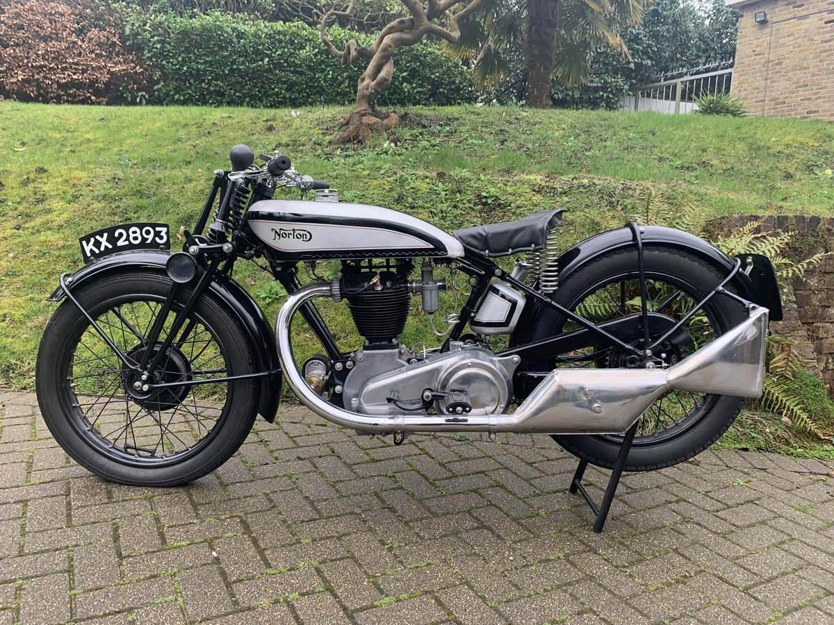 1929 Norton Model 18 For Sale by Auction (picture 2 of 6)