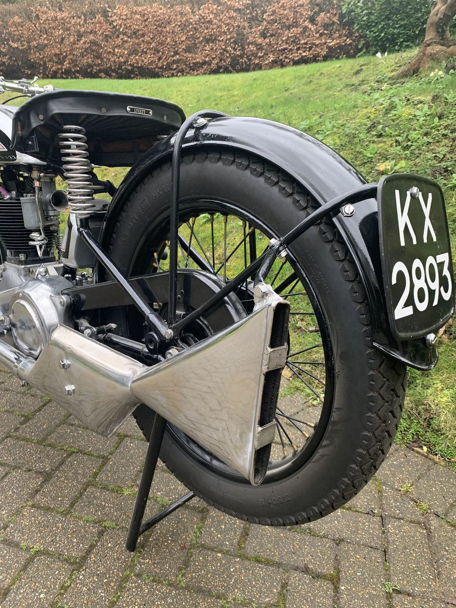1929 Norton Model 18 For Sale by Auction (picture 3 of 6)