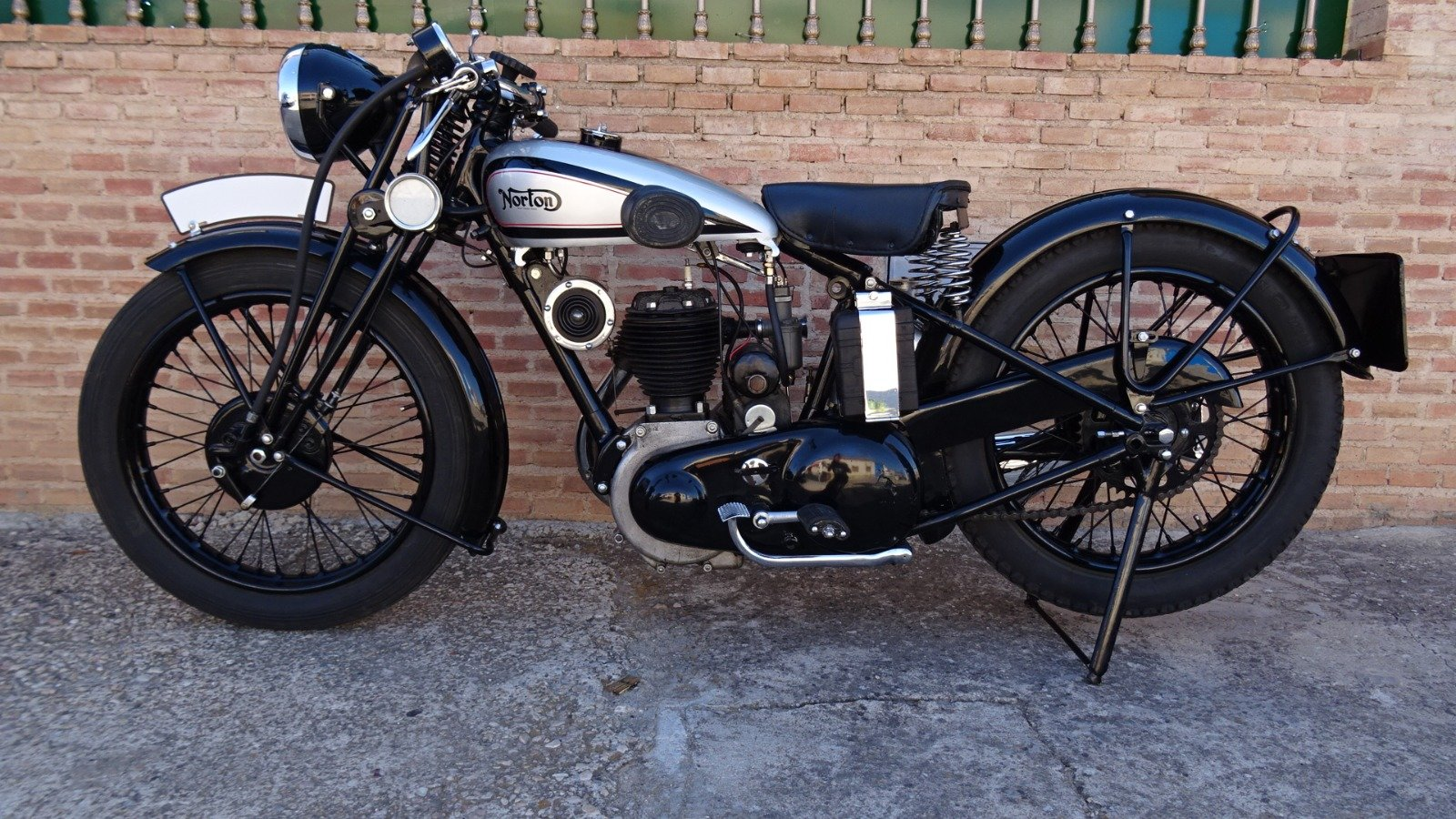 1932 Norton 16h 500sv year  For Sale (picture 1 of 6)