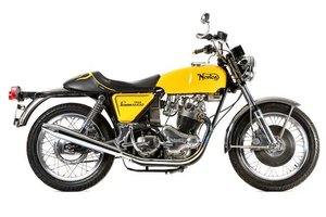 1972 NORTON 745CC COMMANDO ROADSTER (LOT 433)