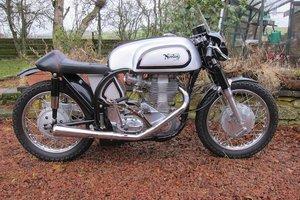 C.1956 NORTON 499CC GOLD STAR DBD34 (LOT 436)