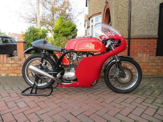 0000 NORTON MANX NOURISH 750CC RACING MOTORCYCLE (LOT 440) SOLD by Auction (picture 1 of 1)