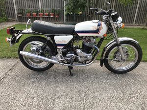 Norton Commando MK3 electric start