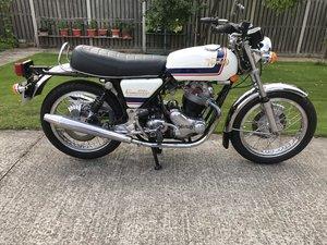 1975 Norton Commando MK3 electric start