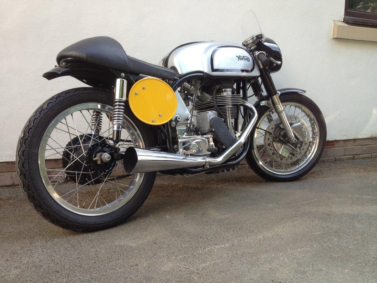 1958 Manx Norton 30M 500cc - Very Original Example For Sale (picture 6 of 6)