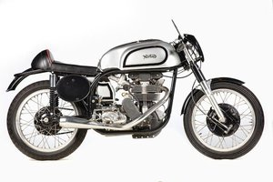 1954 NORTON 350CC MANX MODEL 40 RACING MOTORCYCLE (LOT 629)