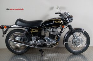 Norton Commando 750 Roadster, 850 cc, 37 hp