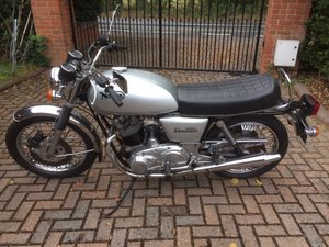 Norton Commando 850 Mk3 Electric Start