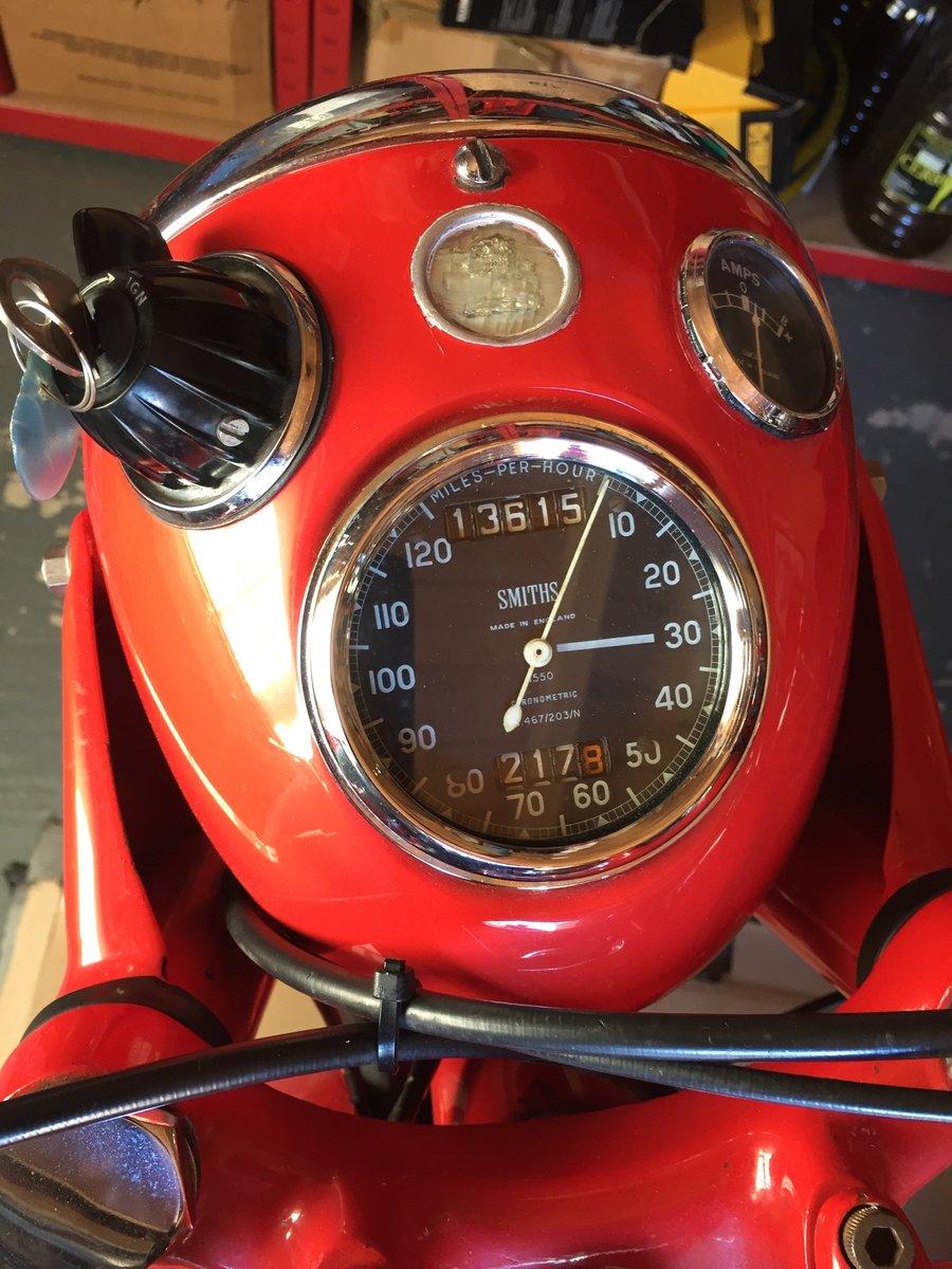 1959 Norton Dominator 600 cc  For Sale (picture 2 of 6)