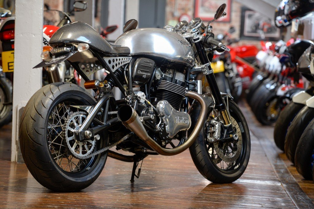 2014 Norton Domiracer Number 6/50 worldwide, immaculate example For Sale (picture 3 of 6)