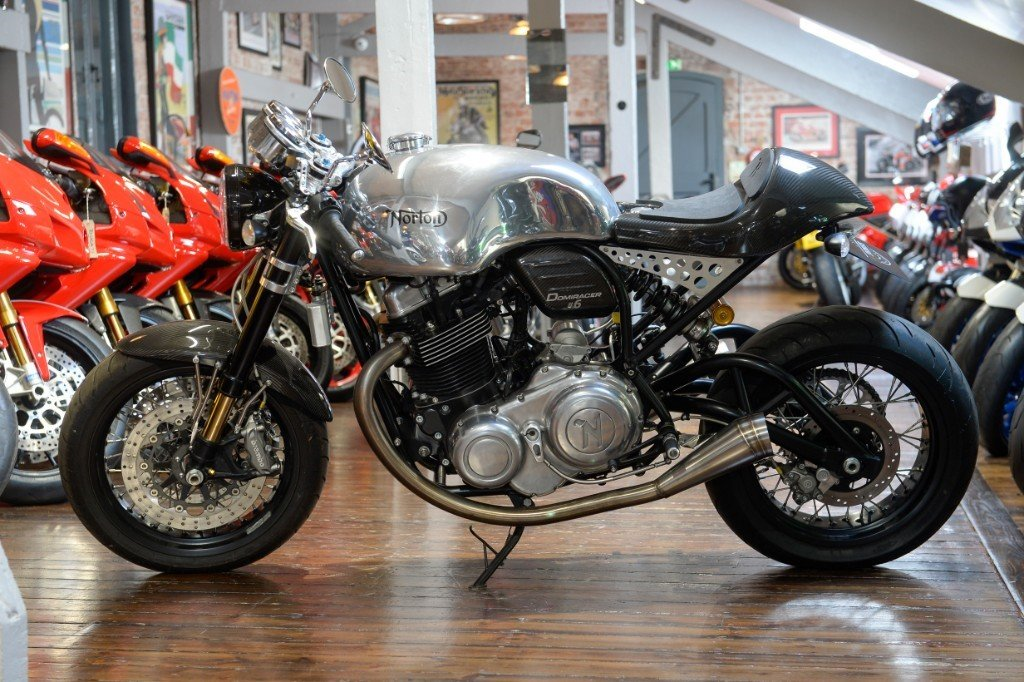 2014 Norton Domiracer Number 6/50 worldwide, immaculate example For Sale (picture 5 of 6)